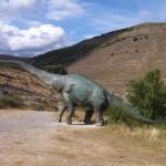 Dinosaurios de Enciso en La Rioja