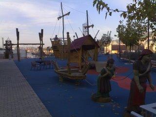 Parque para niños en Olabeaga