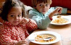 Dietas para niños