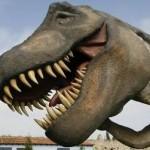 Dinosaurios en Santillana del Mar