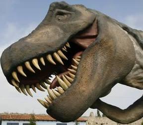 Dinosaurios Santillana del mar