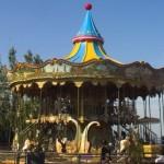 Tibidabo. Parque de atracciones