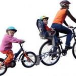 Los niños, la bicicleta y su seguridad