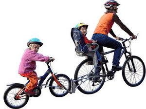 bicicletas y ninos