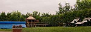 Casa Galiñanes jardin