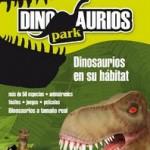 Exposición de dinosaurios en Barcelona