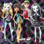 Disfraz de Monster High