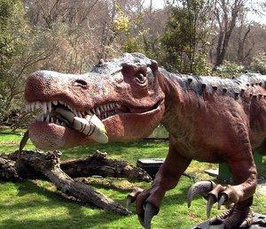 Dinosaurios en Madrid