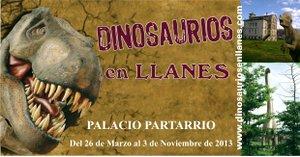 Dinosaurios Llanes