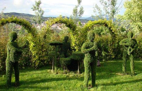 El bosque encantado de madrid for Jardin botanico el bosque encantado