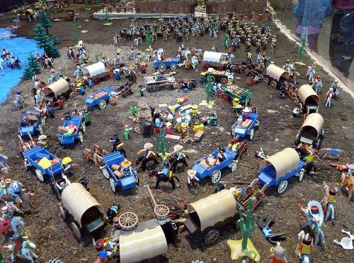Playmobil Madrid 20013 - Oeste Americano