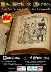 Playmobil Barcelona 2014