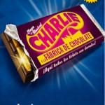 cartel CHARLIE Y LA FABRICA DE CHOCOLATE