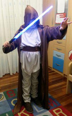 Disfraz de Jedi