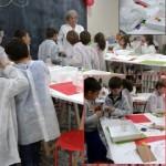 pequeños científicos