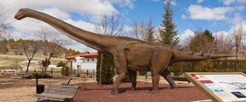 Titanosaurio Cuenca